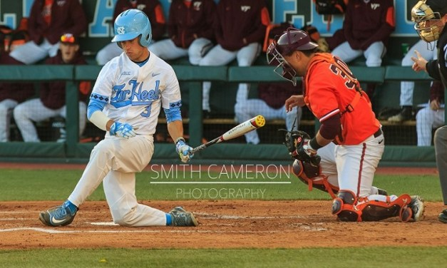 UNC Baseball Misses NCAA Tournament For Second Straight Year