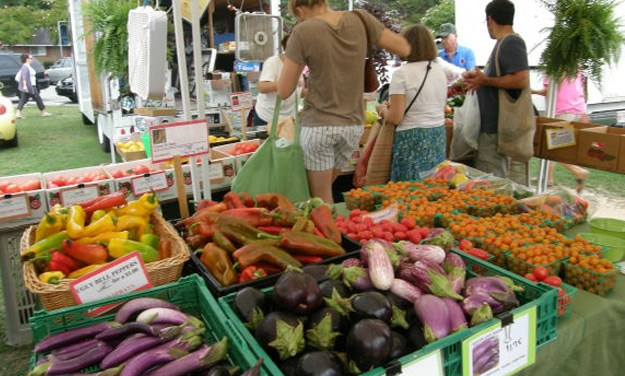 From Our Markets' Bounty Returns to Chapelboro