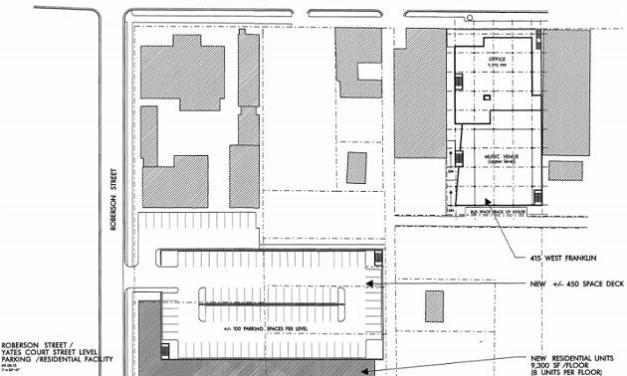 Parking Still Biggest Challenge in Proposed Franklin Street Development