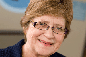 Former Dean Jean Folkerts Wins Lifetime Achievement Award for Journalism History