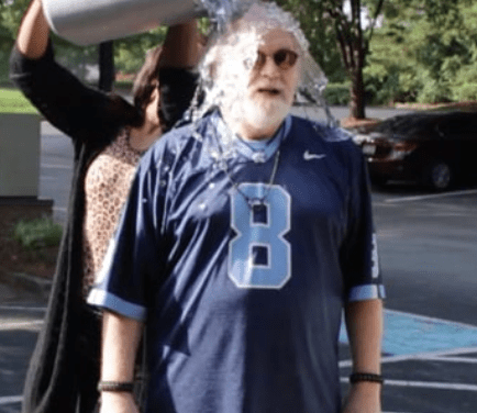 Good News Friday – The Ice Bucket Challenge is Back in the News!
