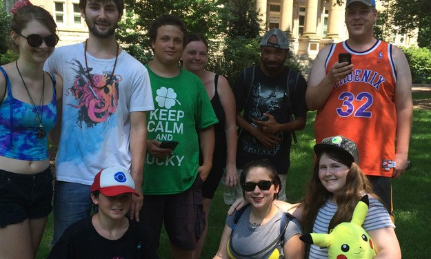 Pokemon Go App Brings Nostalgia and Business Opportunities to Chapel Hill