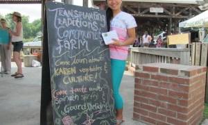 Good News Friday – Transplanting Traditions!