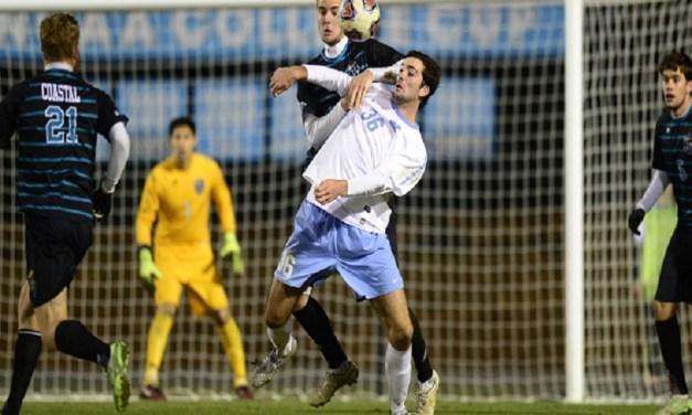 ACC Men's Soccer Coaches Select UNC as Preseason Favorite
