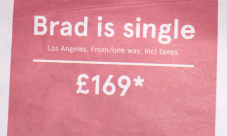A Deal Thanks to Brangelina