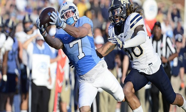 UNC Wide Receiver Austin Proehl Embraces His Father's Legacy
