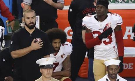 Sitting with Kaepernick and What Life is Really About