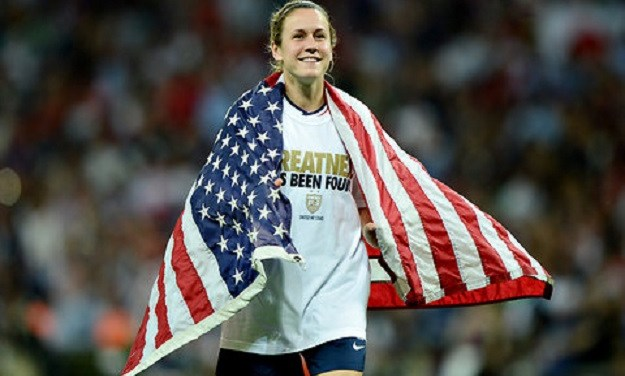 UNC Legend Heather O'Reilly Retires From International Soccer