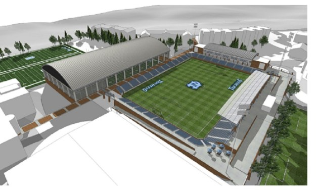 UNC Releases Plans for Football-Specific Indoor Practice Facility
