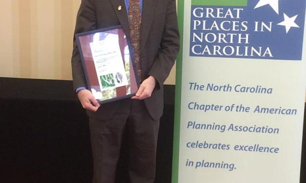 Chapel Hill Planning Director Honored by State Organization