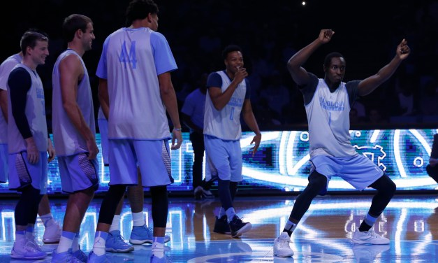 Theo Pinson Out Indefinitely With Broken Foot