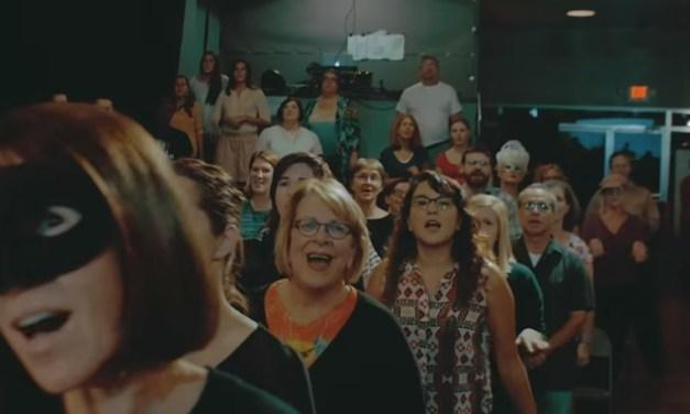 "Good Singer? Bad Singer? ""Pop Up Chorus"" Welcomes All"