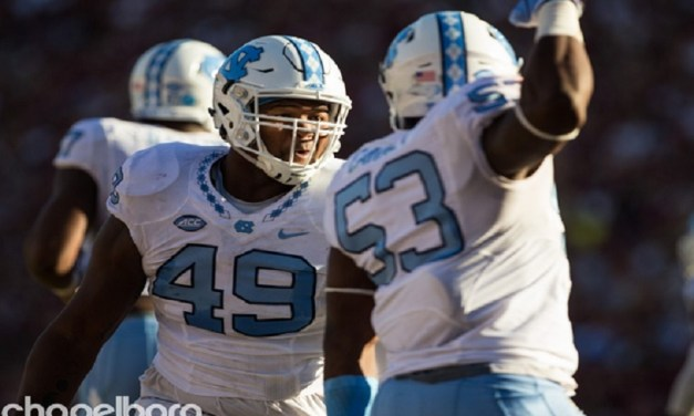 UNC Agrees to Three-Game Football Series With Liberty