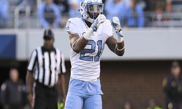 UNC Moves Up to No. 18 in AP College Football Top 25