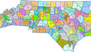 US Supreme Court Blocks New North Carolina Maps Fall Elections - Us supreme court map