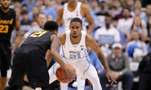 UNC Freshman Seventh Woods Set For His Close-Up Against Davidson