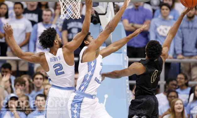 UNC Enters Top Five in AP Men's Basketball Poll