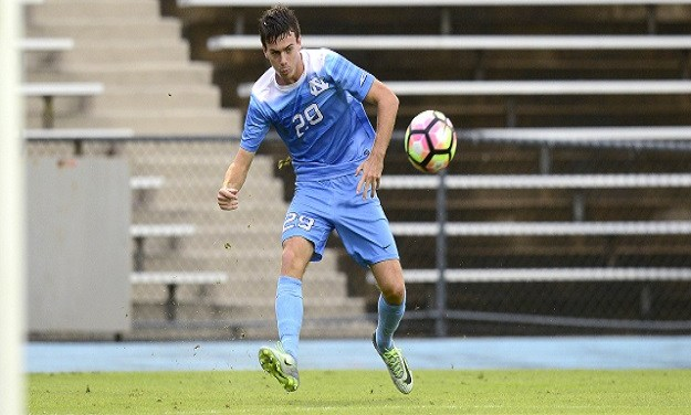 UNC Men's Soccer Shuts Out Syracuse, Earns Spot in the Elite Eight