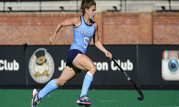 Tar Heels Upset No. 2 Maryland, Advance to Eighth Straight Field Hockey Final Four