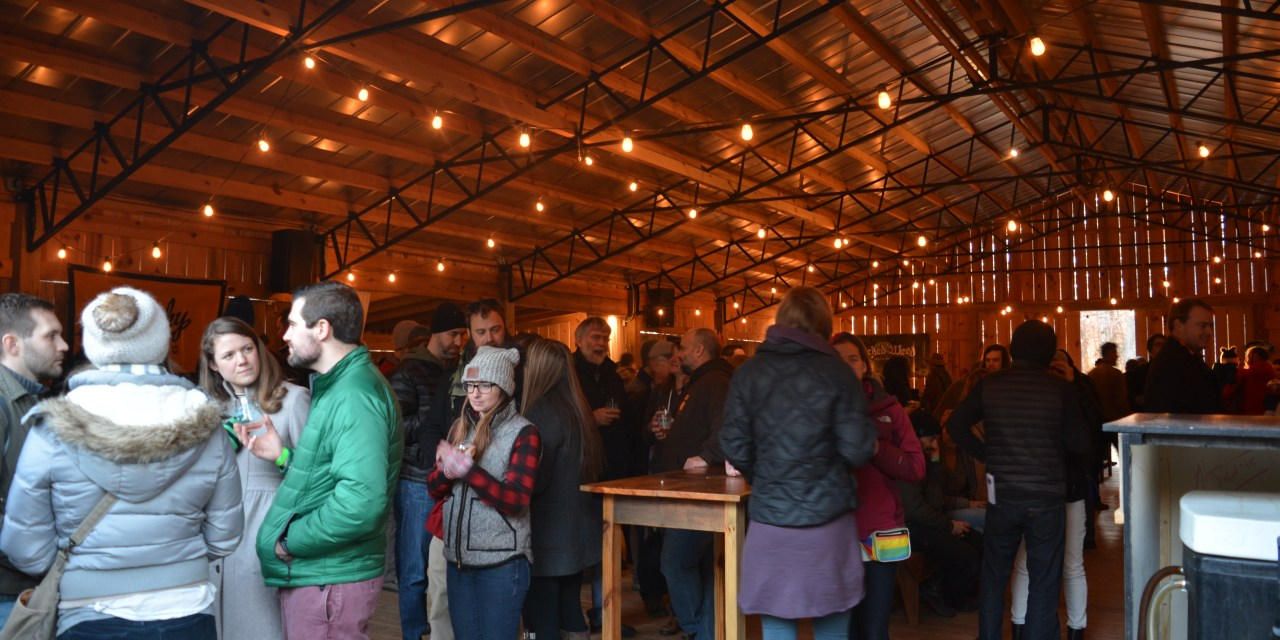 Bottled Benevolence: The 2nd Sour Barn Bash