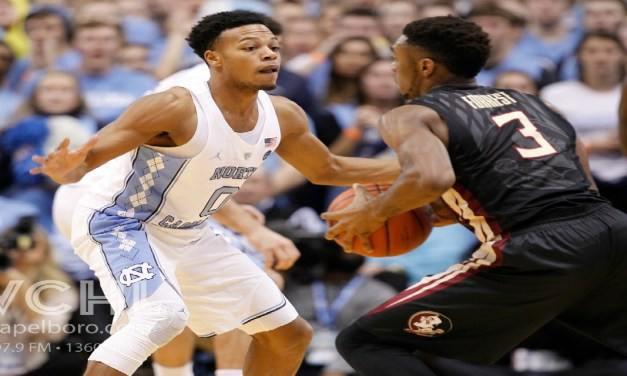 UNC Jumps to No. 9 in AP Top 25