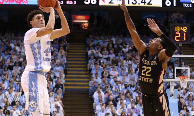 NBC Names Joel Berry, Justin Jackson as Co-National Players of the Week