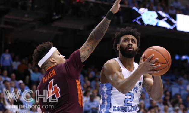 Joel Berry Named to Naismith, Oscar Robertson National Player of the Year Award Watch Lists