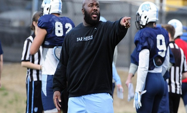 UNC D-Line Coach Tray Scott to Take Same Position at Ole Miss
