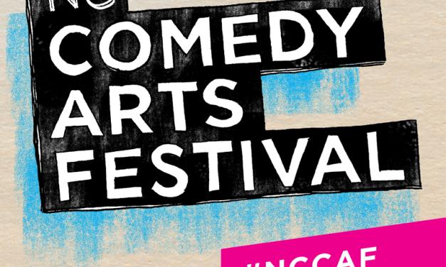 NC Comedy Arts Festival 2017