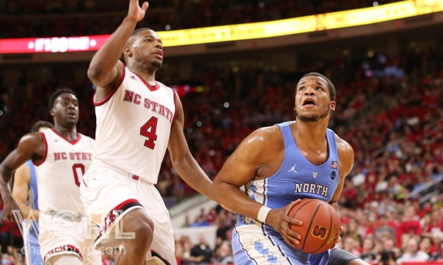 UNC Bullies NC State in Raleigh, Picks Up Second Straight Blowout Win in the Rivalry