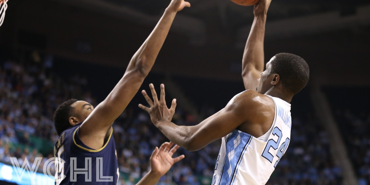 UNC Guard Kenny Williams Out for Season After Suffering Knee Injury in Practice