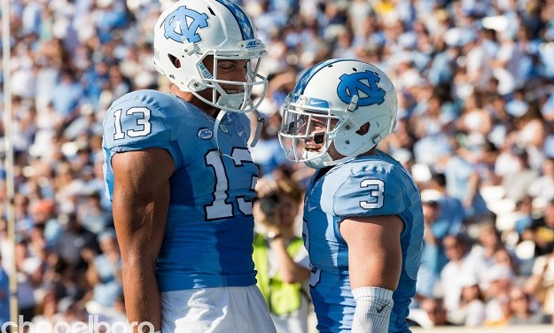 Seven UNC Football Players Invited to NFL Draft Combine