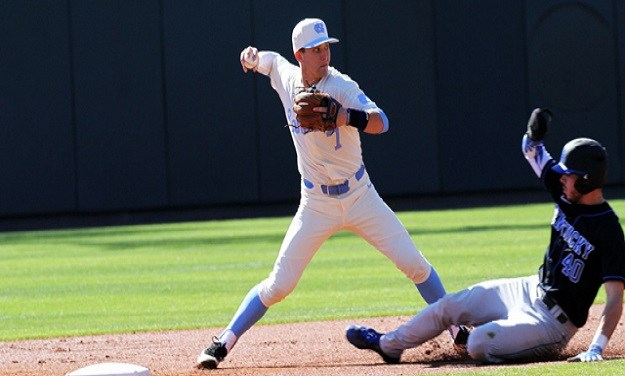 Diamond Heels Hold Steady at No. 9 in D1Baseball.com Top 25