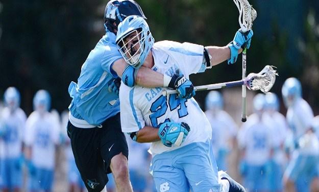 UNC Men's Lacrosse Suffers First Loss of Season vs. No. 5 Johns Hopkins