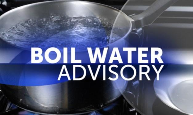 Hillsborough Lifts Boil Water Advisory