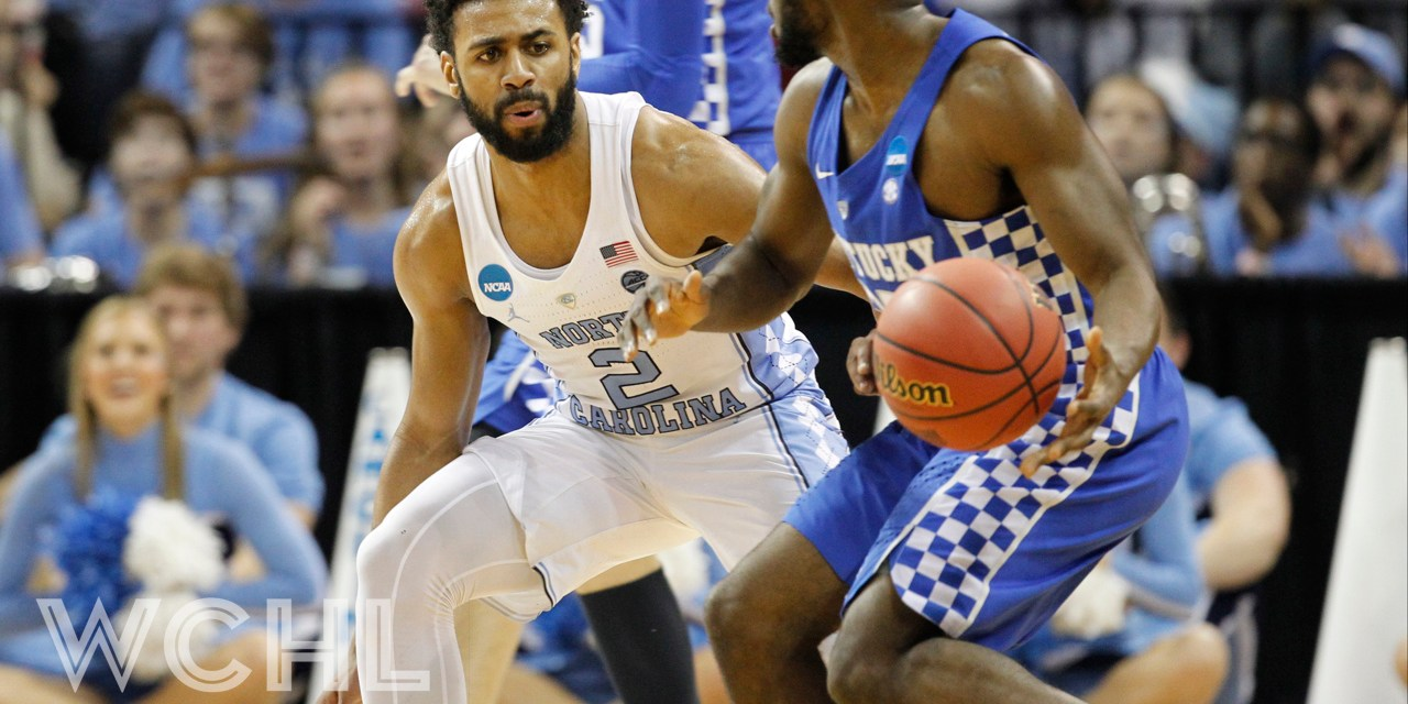 UNC Picked to Finish Second in ACC Men's Basketball Preseason Poll