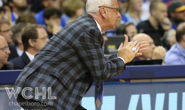 Roy Williams to Receive Nell and John Wooden Leadership Award