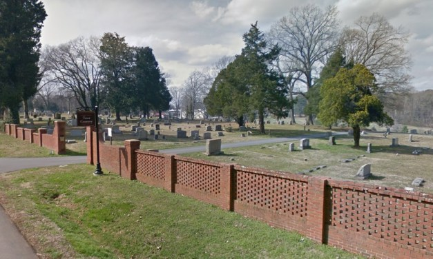 Road Repairs Planned for Hillsborough Cemetery