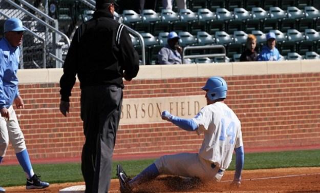 Losing Week Sends UNC Baseball Tumbling to No. 13 in D1Baseball.com Top 25