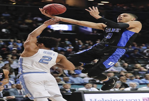 Duke Erases 13-Point Second Half Deficit, Stuns UNC in ACC Tournament Semifinals
