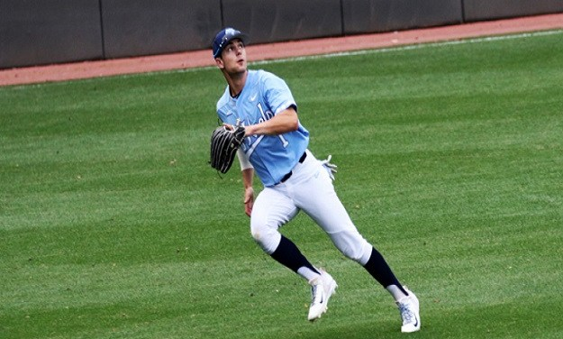 UNC Defeats Oregon State 8-6 in Opening Game of College World Series