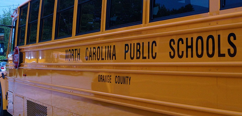 Orange County Schools Closed Tuesday, Jan 30