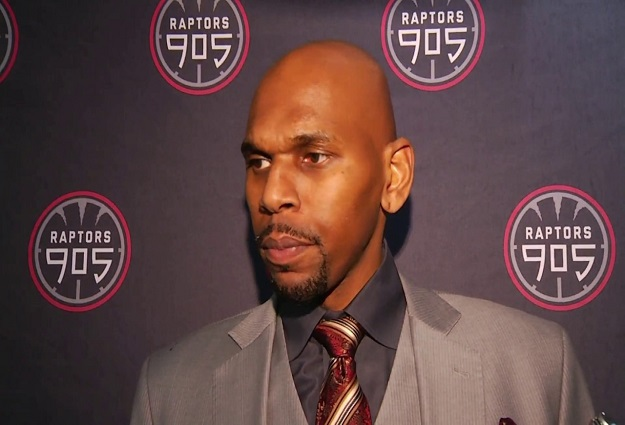 Jerry Stackhouse Named NBA D-League Coach of the Year