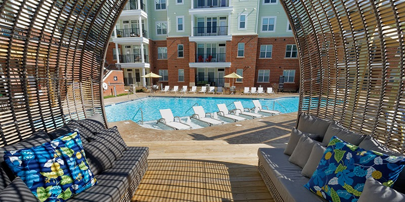 Superieur The Scion Group Purchases Student Housing In Chapel Hill