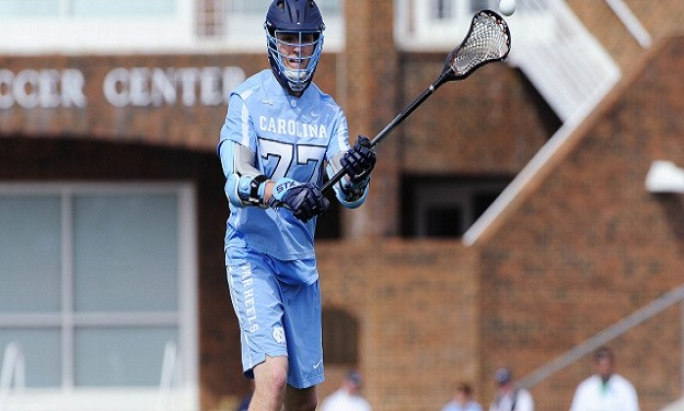 UNC Men's Lacrosse Drops Virginia, Hands Head Coach Joe Breschi 100th Win at UNC