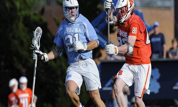 Tar Heel Men's Lacrosse Holds Off Top-Ranked Syracuse, Will Play for ACC Title