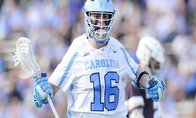 Men's Lacrosse: UNC Upsets No. 6 Notre Dame, Wins First ACC Tourney Title Since 2013