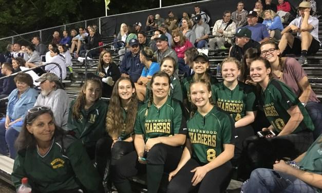 "97-9 ""The Hill"" High School Baseball – Northwood Chargers vs. Chapel Hill Tigers"