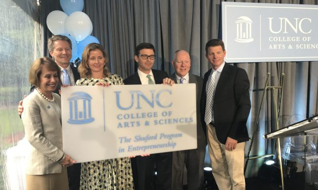 Local Family Gives $18 Million to UNC Entrepreneurship Program
