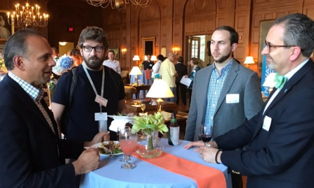 Entrepreneur Network at UNC-Chapel Hill Attracts Students and Companies